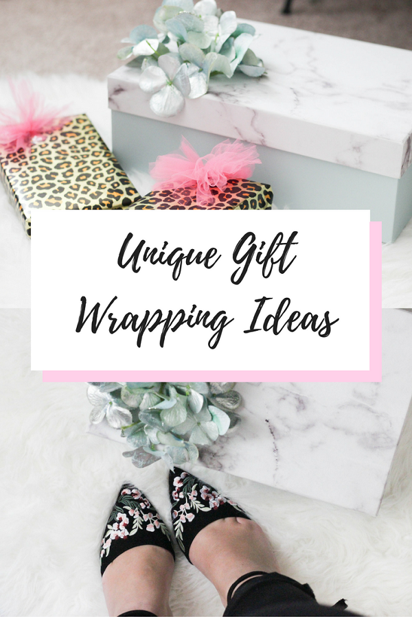 unique gift wrapping ideas sweet short stylish