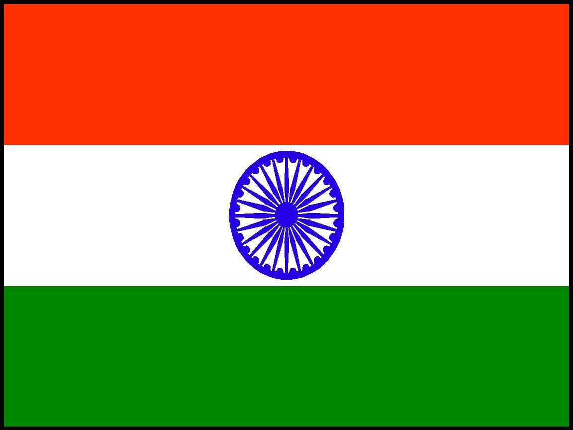 India Flag: PCDHR: August 2011