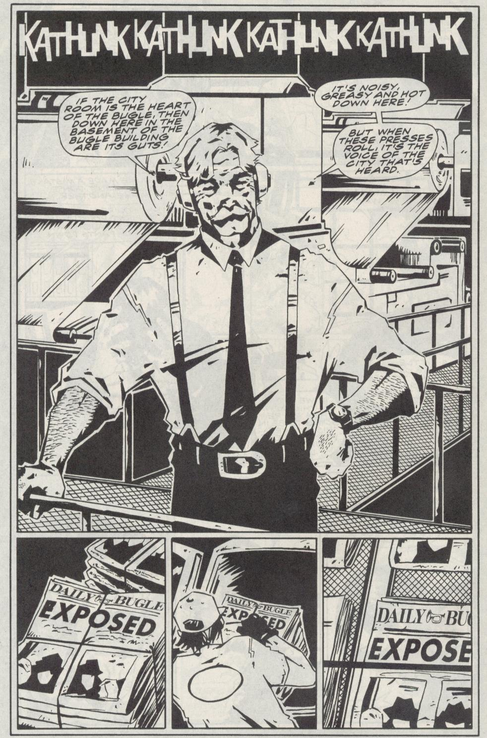 Read online Daily Bugle (1996) comic -  Issue #1 - 27