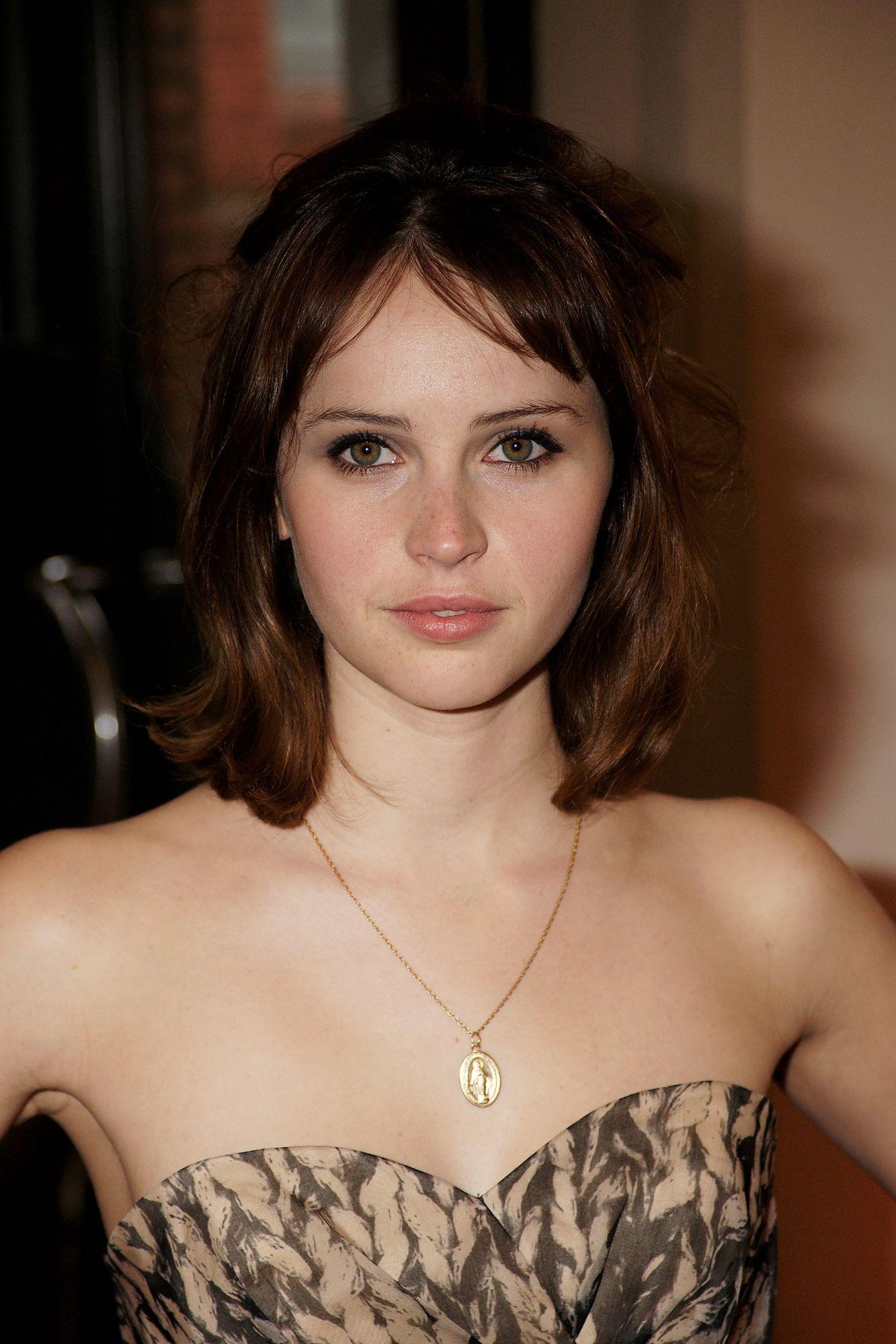 Felicity Jones Hot