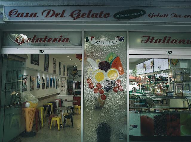 カーサ・デル・ジェラート(Casa Del Gelato)