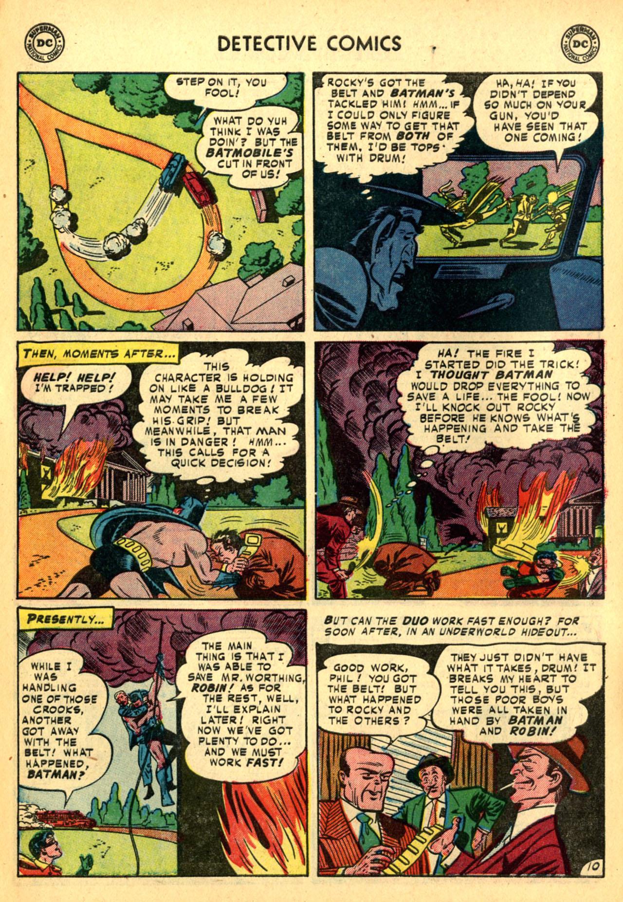 Detective Comics (1937) 185 Page 11
