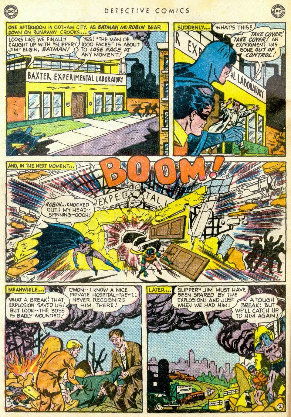 Read online Detective Comics (1937) comic -  Issue #163 - 3