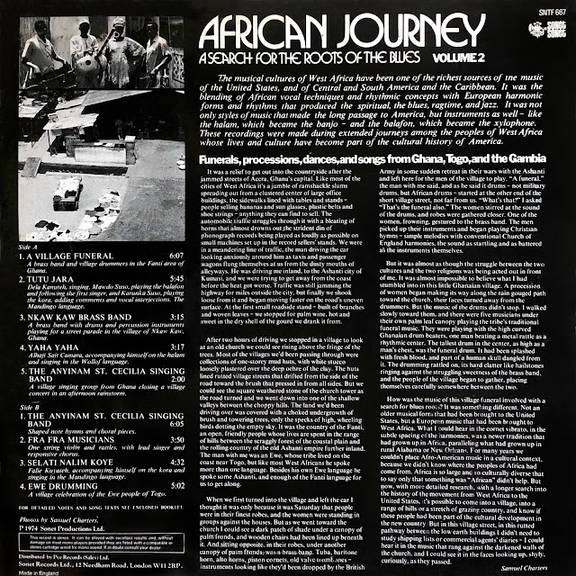 African Music Roots Tribal Griot Musique Africaine Racines du Blues