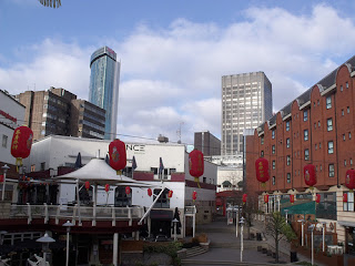 Birmingham Chinatown