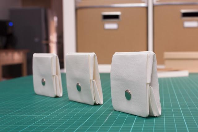 紙樣手創設計-摺紙零錢包 SIDONIEYANG-Origami Change Purse