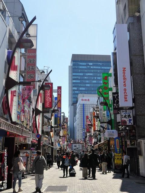 calles de Tokio