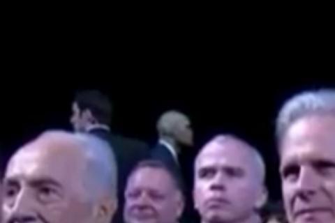 obama shape-shifting reptilian bodyguard