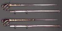 Палаш Кирасирский армейский образца 1798 года