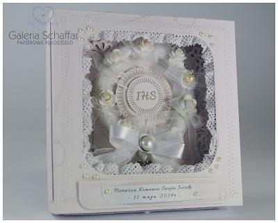 dżety badziki ozdobne perełki półperły wstązka satynowa wykrojniki IHS stemple