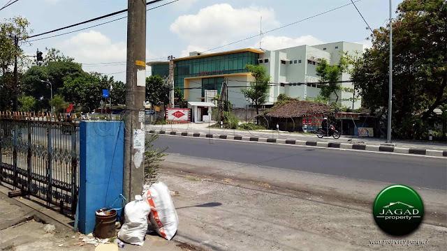 Tanah Bonus Bangunan Tepi jalan Jogja-Solo Km 12,5