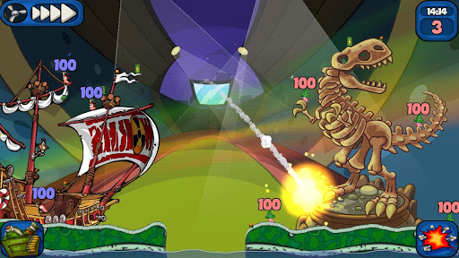 Download Worms 2: Armageddon Strategy Game for Android - Download