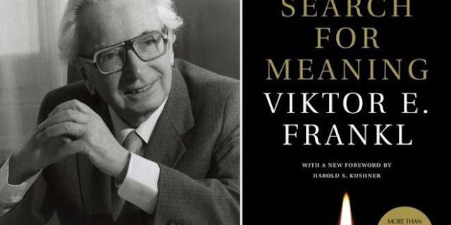 فيكتور فرانكل: الإنسان يبحث عن المعنى