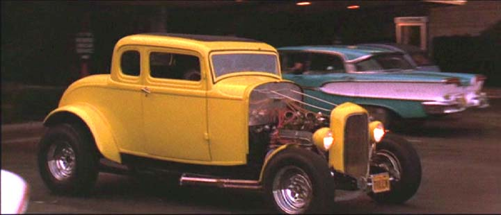 psychostasy of the film american graffiti 1973. Black Bedroom Furniture Sets. Home Design Ideas