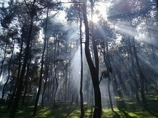 Wisata mirah, reu'eus ka na manah, Pasir Langlang Panyawangan