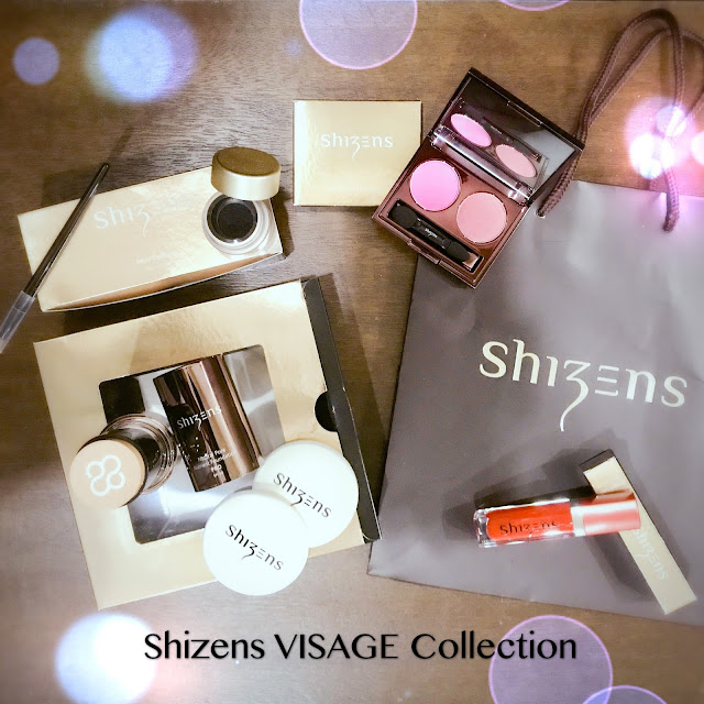 Shizens VISAGE Collection Makeup Review