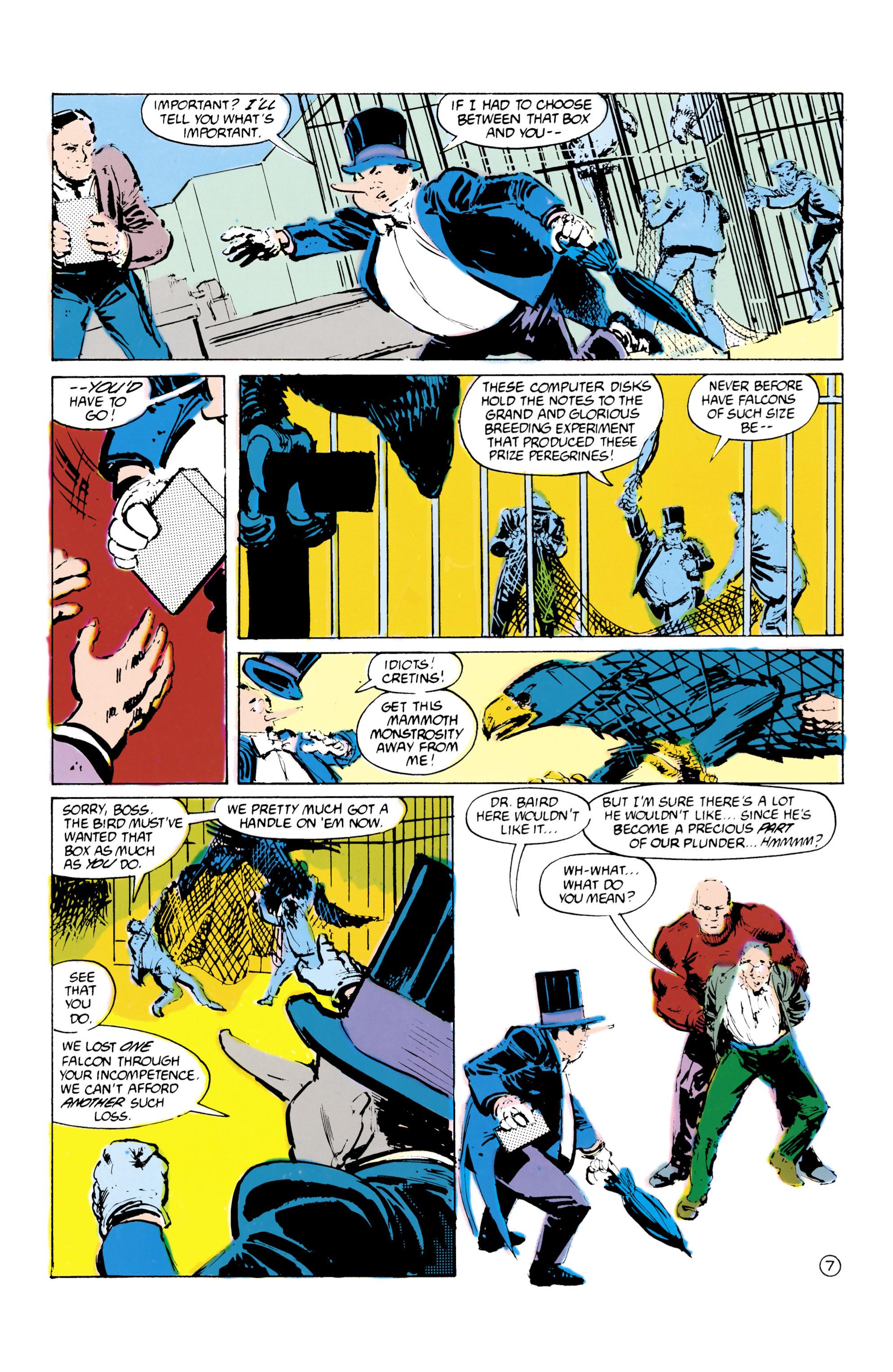 Detective Comics (1937) 568 Page 7