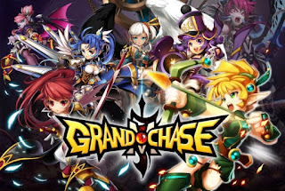 GrandChase M V2.5.1 MOD Apk ( High Damage )
