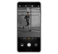Huawei p20 Pro 68 megapixel camera look