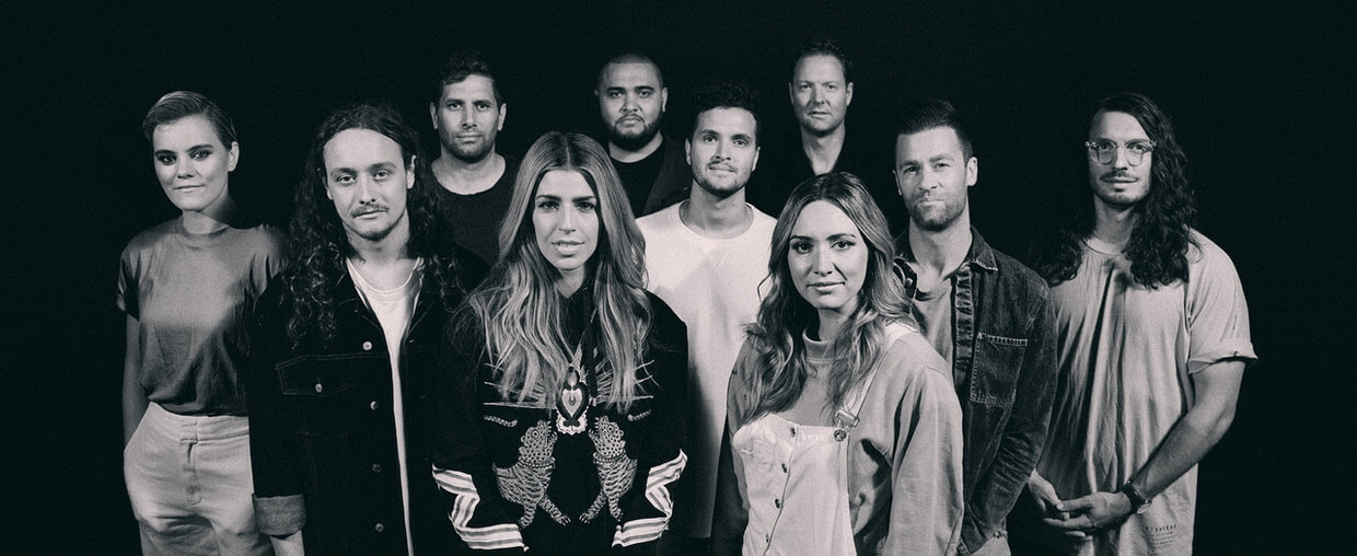 Hillsong worship Christmas the peace project 2018
