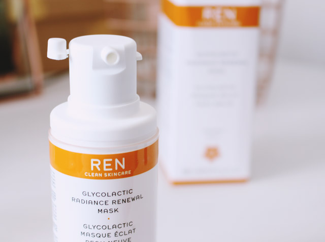 REN face mask review