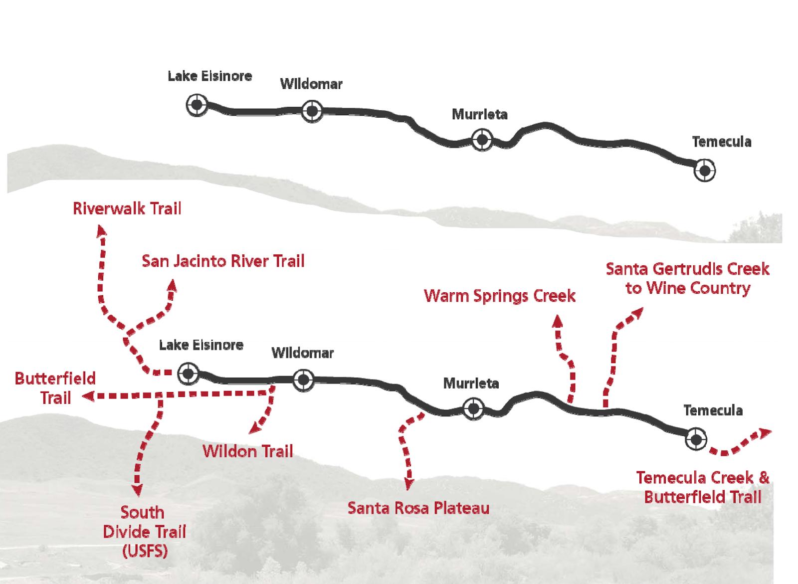 Wildomar California Map