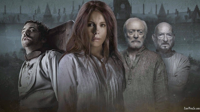 Bệnh Viện Ma Ám xemphimso Stonehearst Asylum Movie HD Wallpaper