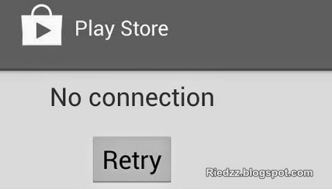 google play no connection