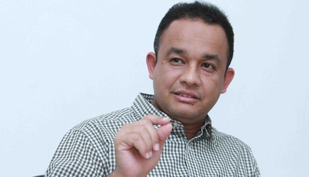 Menteri Pendidikan yang baru Prof. Muhajir Menggantikan Anies Baswedan