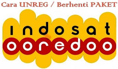 Cara Berhenti Paket Internet Indosat Ooredoo