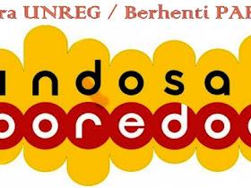 Cara Unreg / Berhenti Paket Internet Indosat Ooredoo