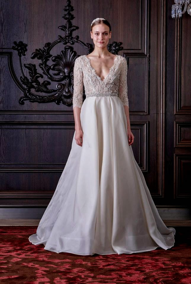 Tags Gowns Bridal Wedding Wear For Western Brides Latest Stylish Gown 2015 2016 Designs Of