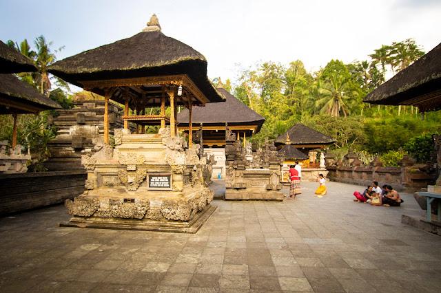 Tempio Tirta Empul-Bali