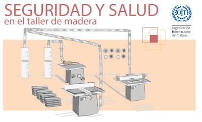 manual de seguridad en taller de madera OIT
