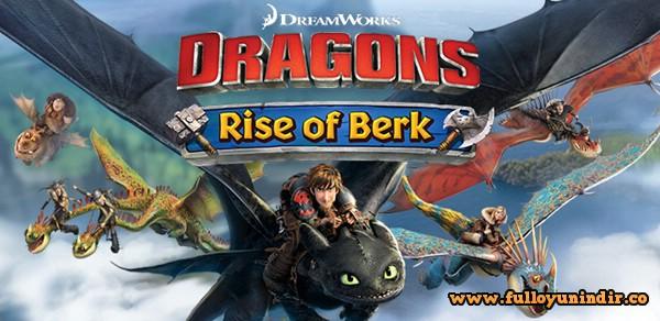 Dragons: Rise of Berk Apk indir