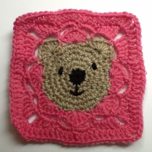 Teddy - Free Pattern