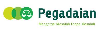 Logo Pengadaian baru