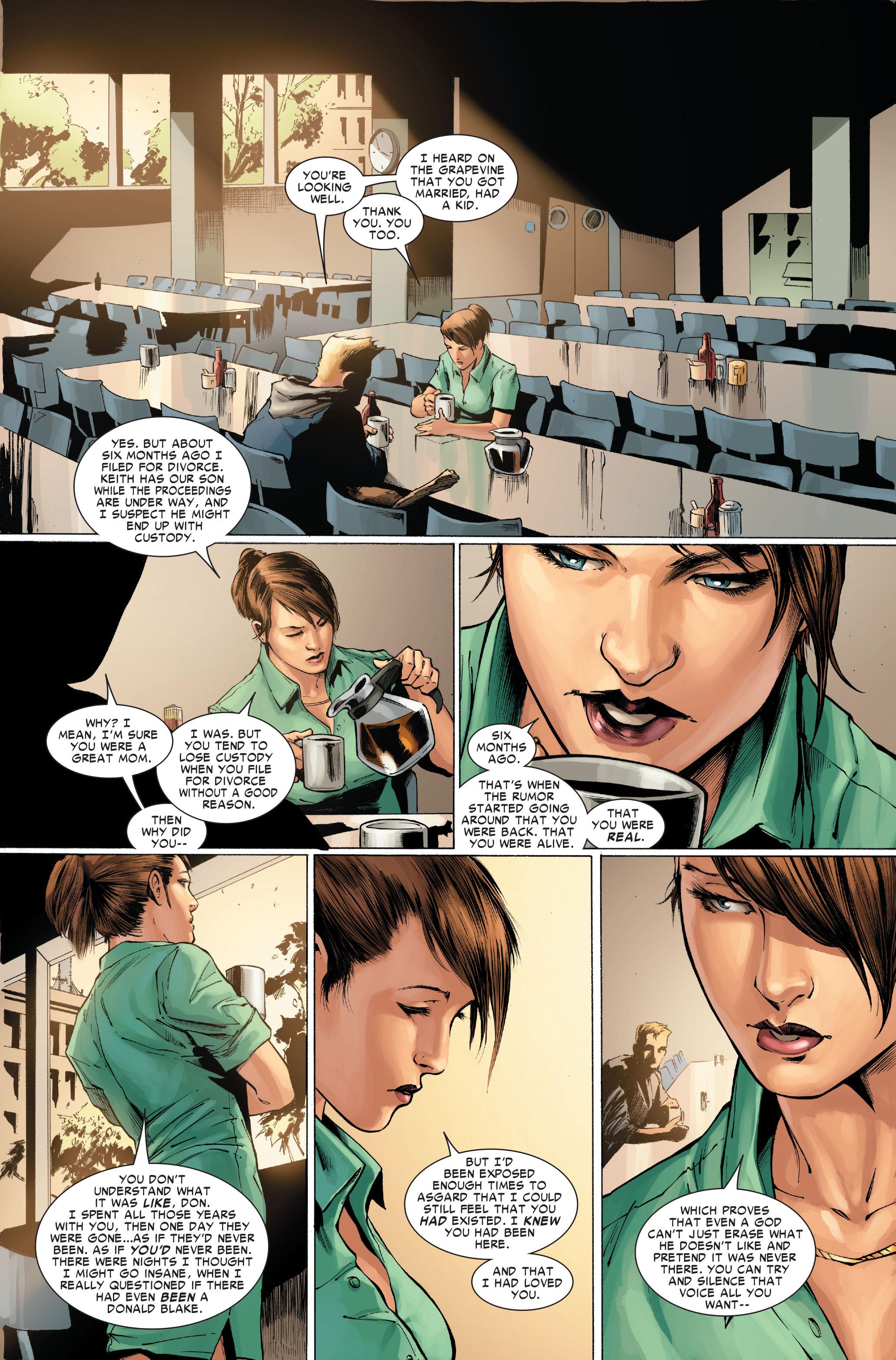 Thor (2007) Issue #8 #8 - English 9