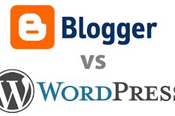 3 Alasan Memilih Blogger Daripada Wordpress