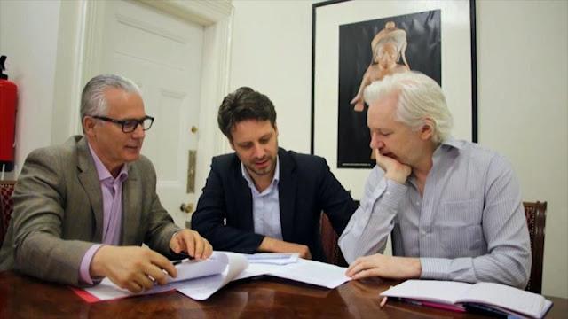 Asamblea Nacional de Ecuador debate desclasificar el caso Assange