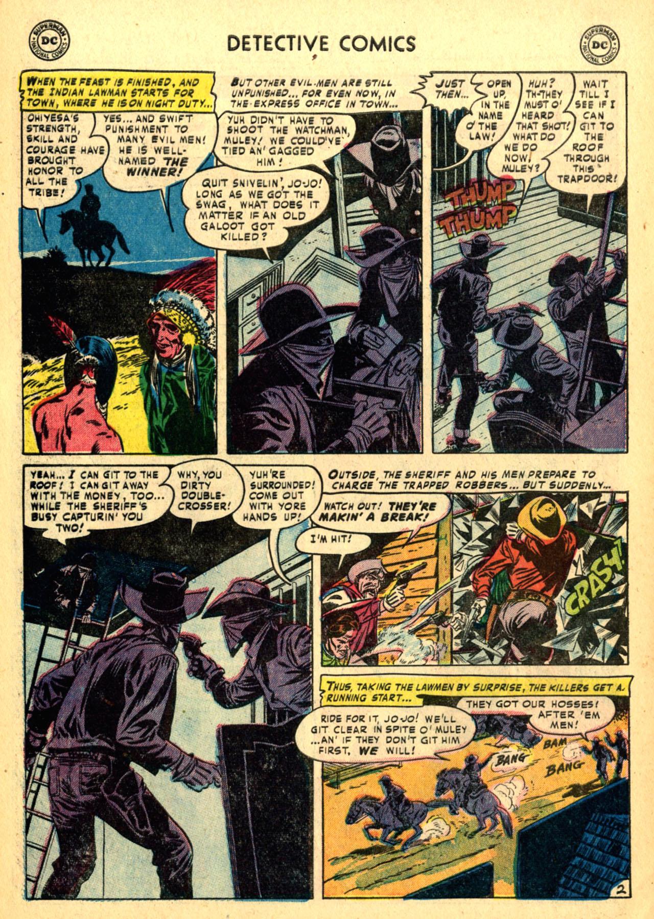 Detective Comics (1937) 185 Page 35