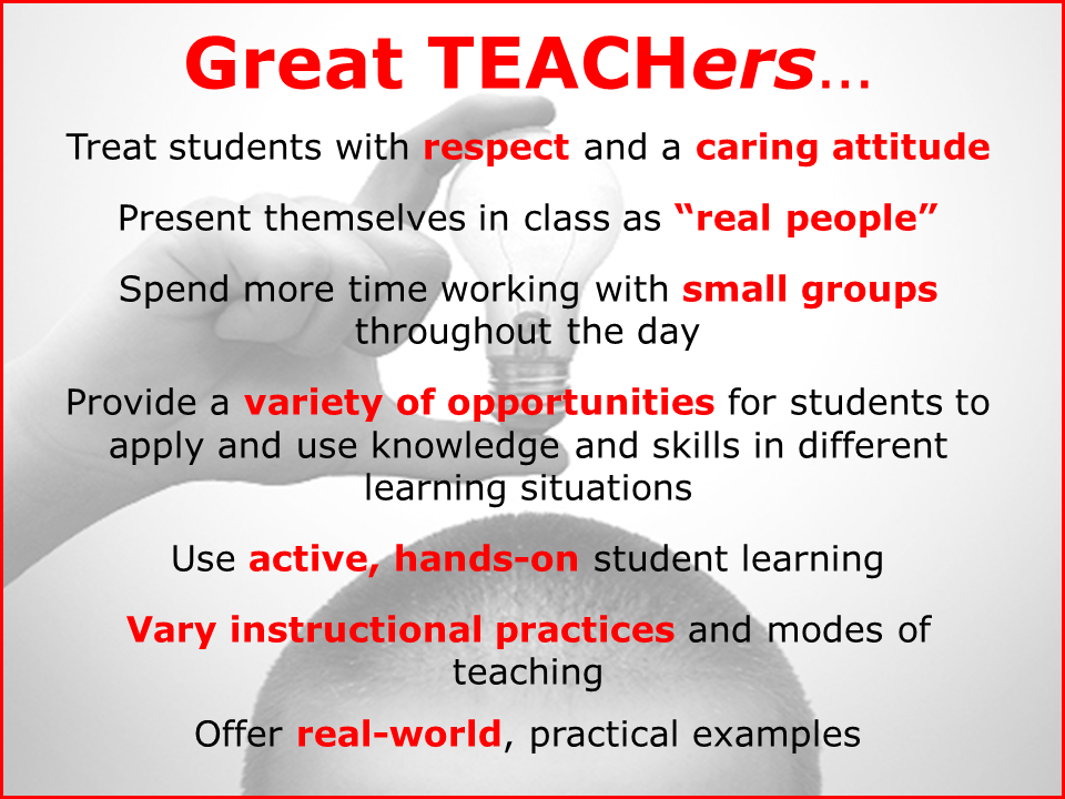Great Quotes For Students: Great Teacher Quotes To Students. QuotesGram