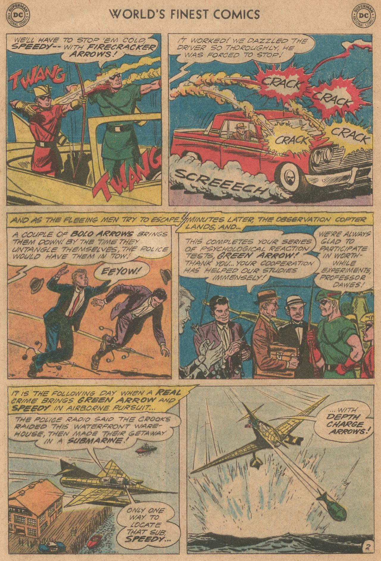 Read online World's Finest Comics comic -  Issue #126 - 25