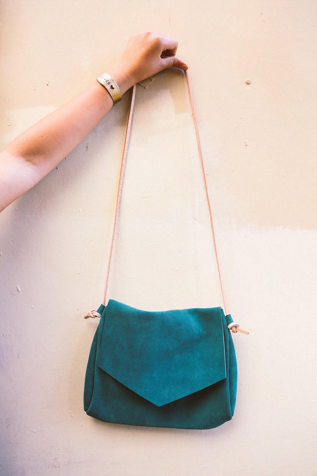 anne b, anne b designs, handmade purse