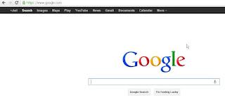 Cara Akses Google.com dari Internet Indonesia