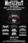 "Perhelatan Para Monster Metal menjadi satu Party, SUKABUMI METALFEST ""Revolution"" 2016 !"