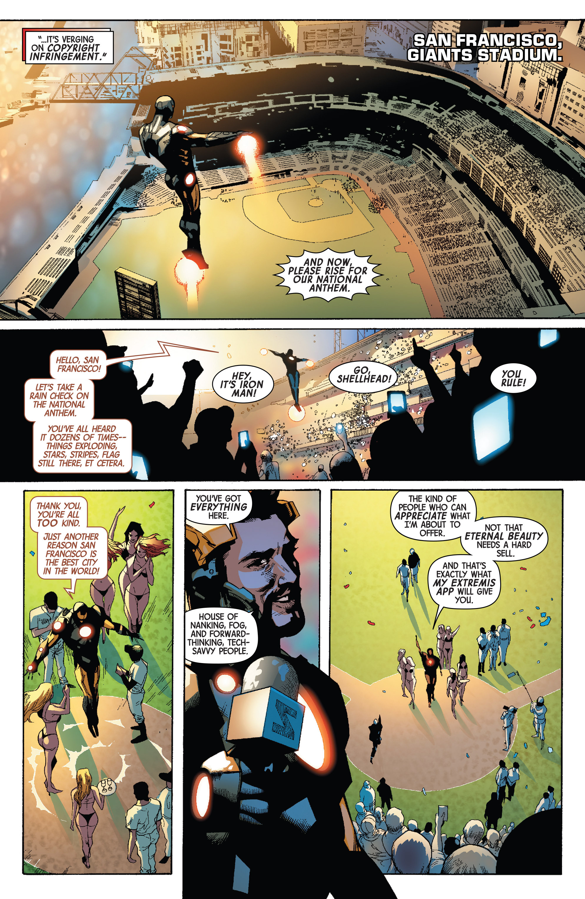 Read online Avengers & X-Men: AXIS comic -  Issue #4 - 13
