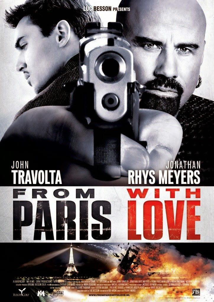 From Paris With Love คู่ระห่ำ ฝรั่งแสบ [HD]