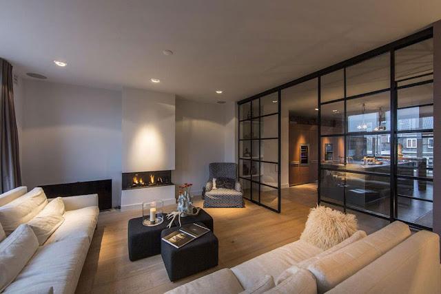 ruang keluarga minimalis rumah kecil