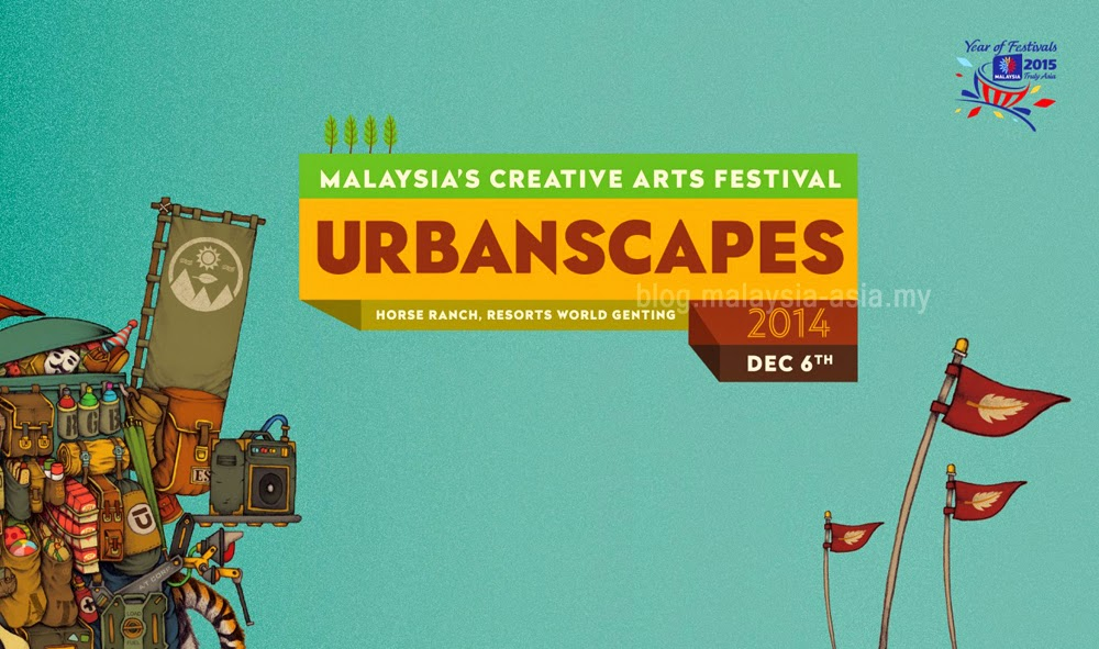 Urbanscapes 2014 Genting